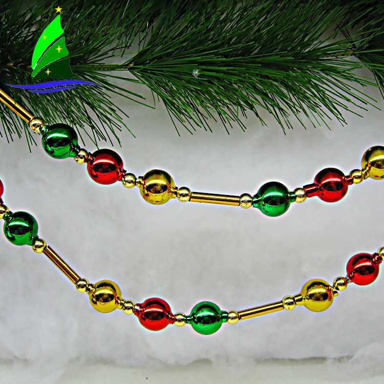 Glass Bead Garland