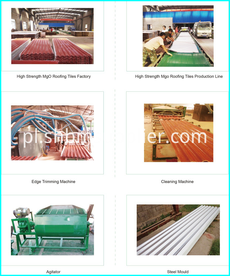 Work Shop Roofing Sheet