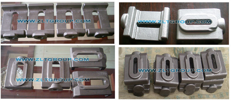 Stainless Steel Spare Parts for Precision Parts