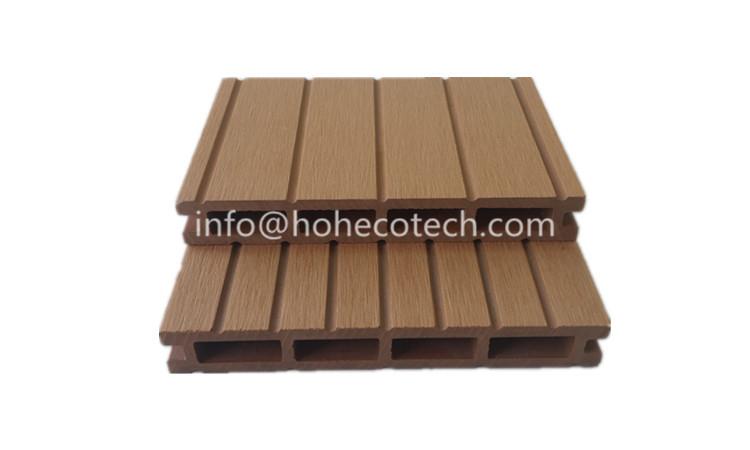Wood Color Advanced Composite WPC Decking 21*150 mm Sanded Surface
