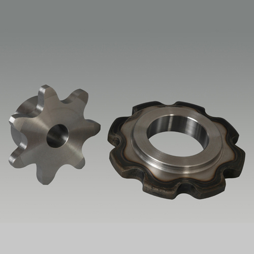 Agricultural Machinery Quenching Tooth Sprocket Wheel