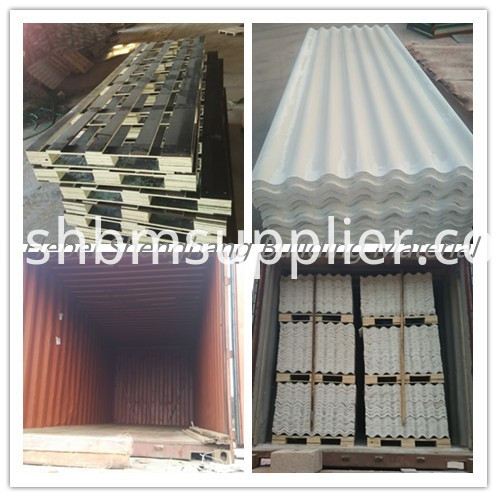 High Strength Roofing Tiles