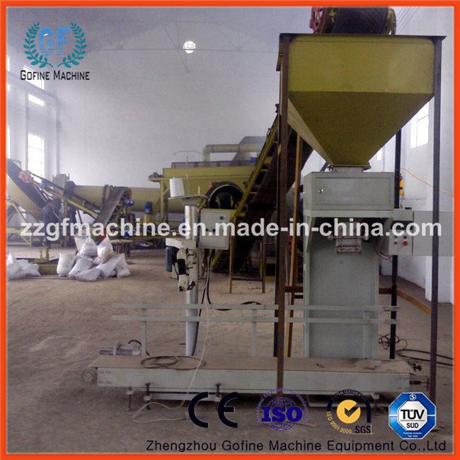 Particle and Powder Packaging Fertilizer Equipment