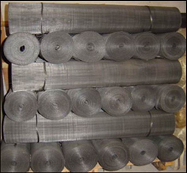 Black Wire Cloth/Black Iron Wire Mesh for Air/Liquid Filter