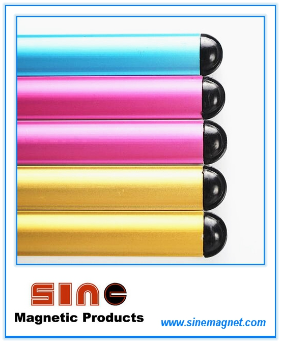 Muiticolor Message Aluminum Strong Magnetic Stripe for Teaching&Office