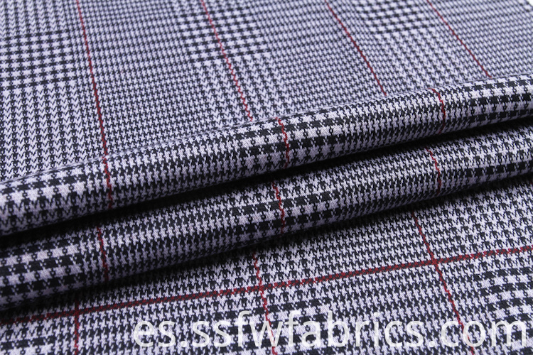 Hot Selling Jacquard Shirting Fabric