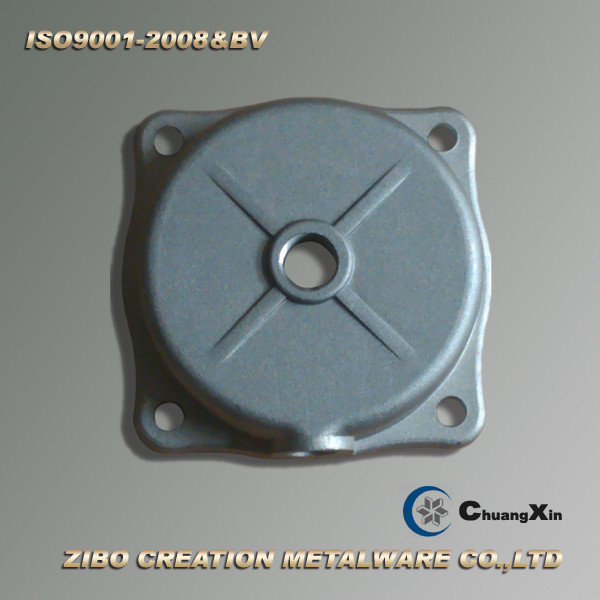 Metal Casting Technology Aluminum Cover