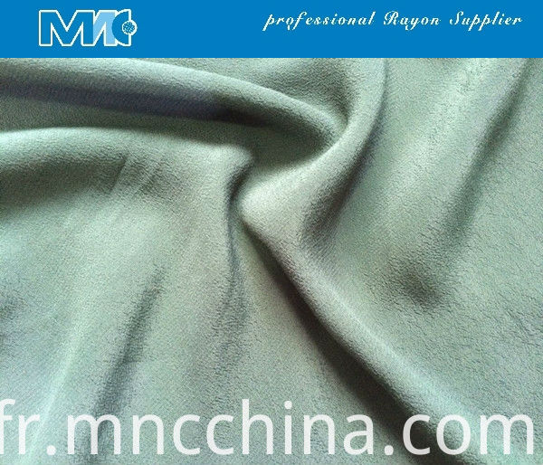 Crepe Viscose Solid Fabric