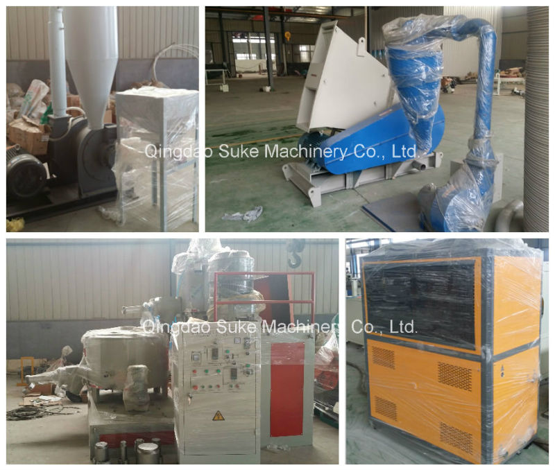 WPC Ceiling Board Production Extrusion Line (SJSZ)