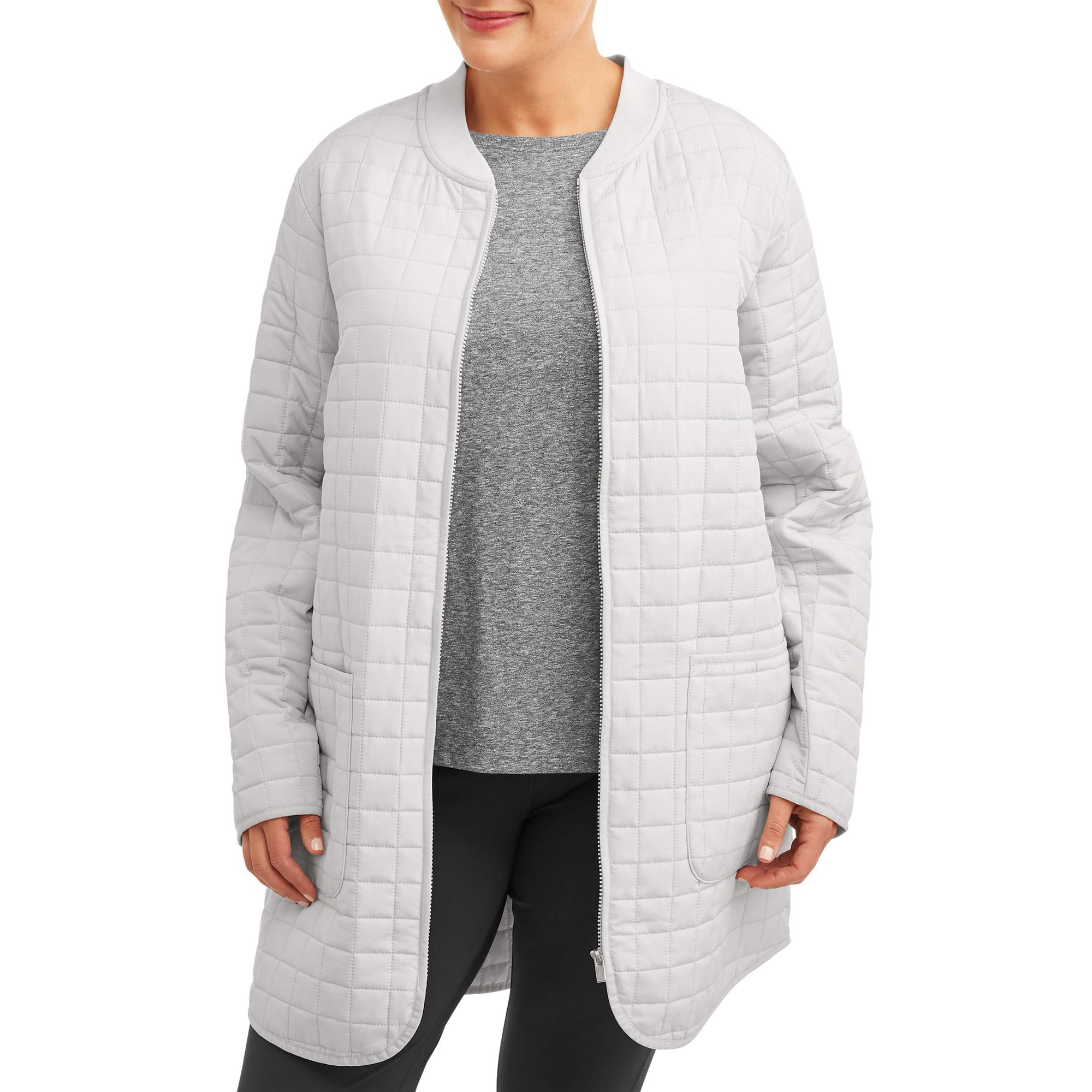 Warm fashion padded quilt jackets