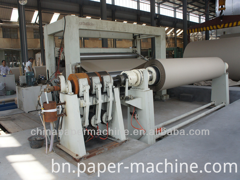 Rewinder For Paper Making
