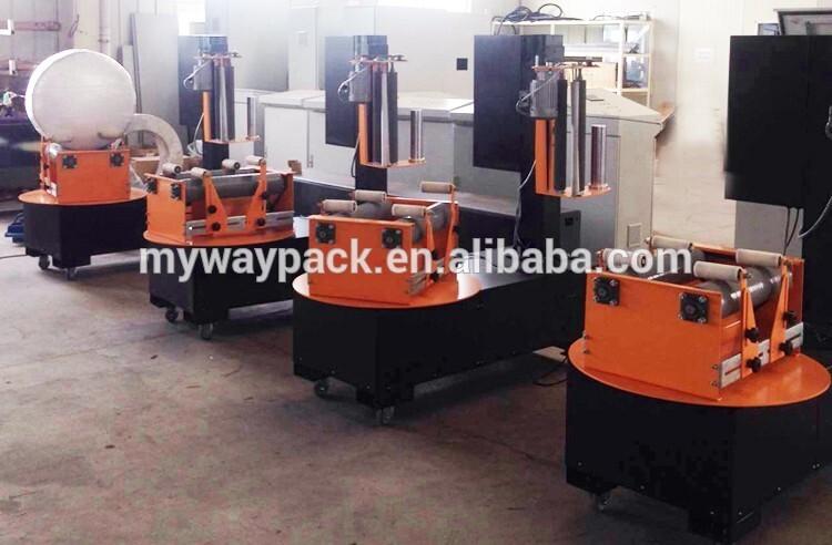 Low Price Pallet Packing Machine