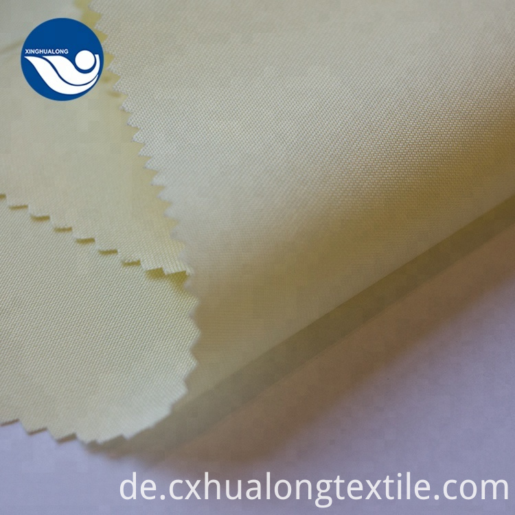 Milky White Polyester Fabric