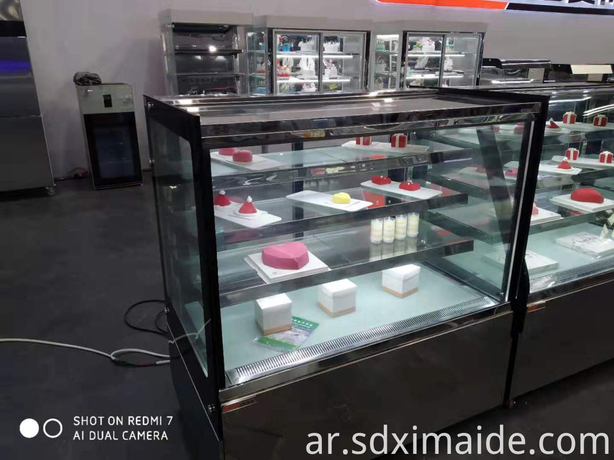 Glass Display Cabinet Showcase