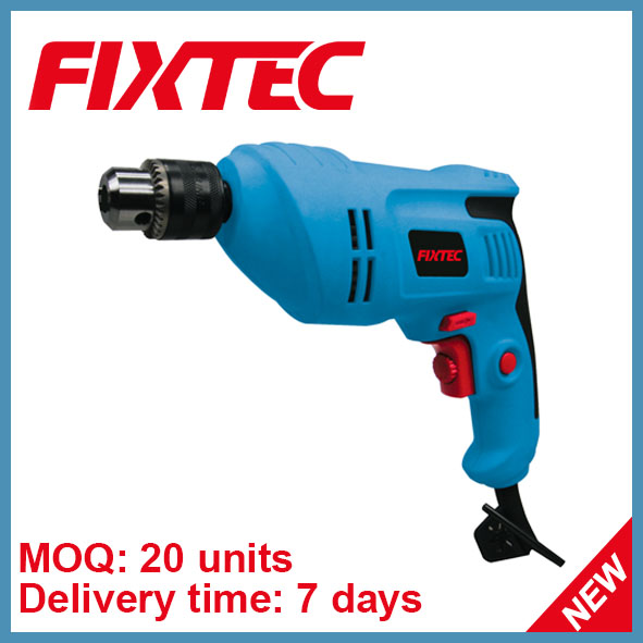 Fixtec Electric Power Tool 550W 10mm Electric Drill