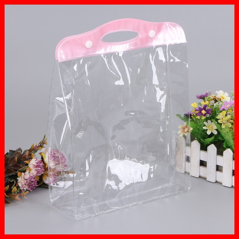 Plastic Bag for Cosmetic and Package