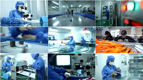 Disposable Medical Supplies! ! Jiuhong 5prongs Grasping Forceps