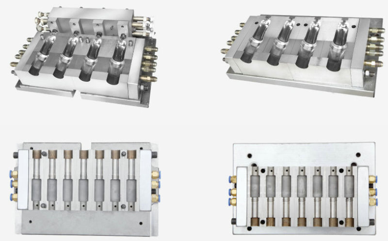 High Quality of Injection Blowing Machine Made in China