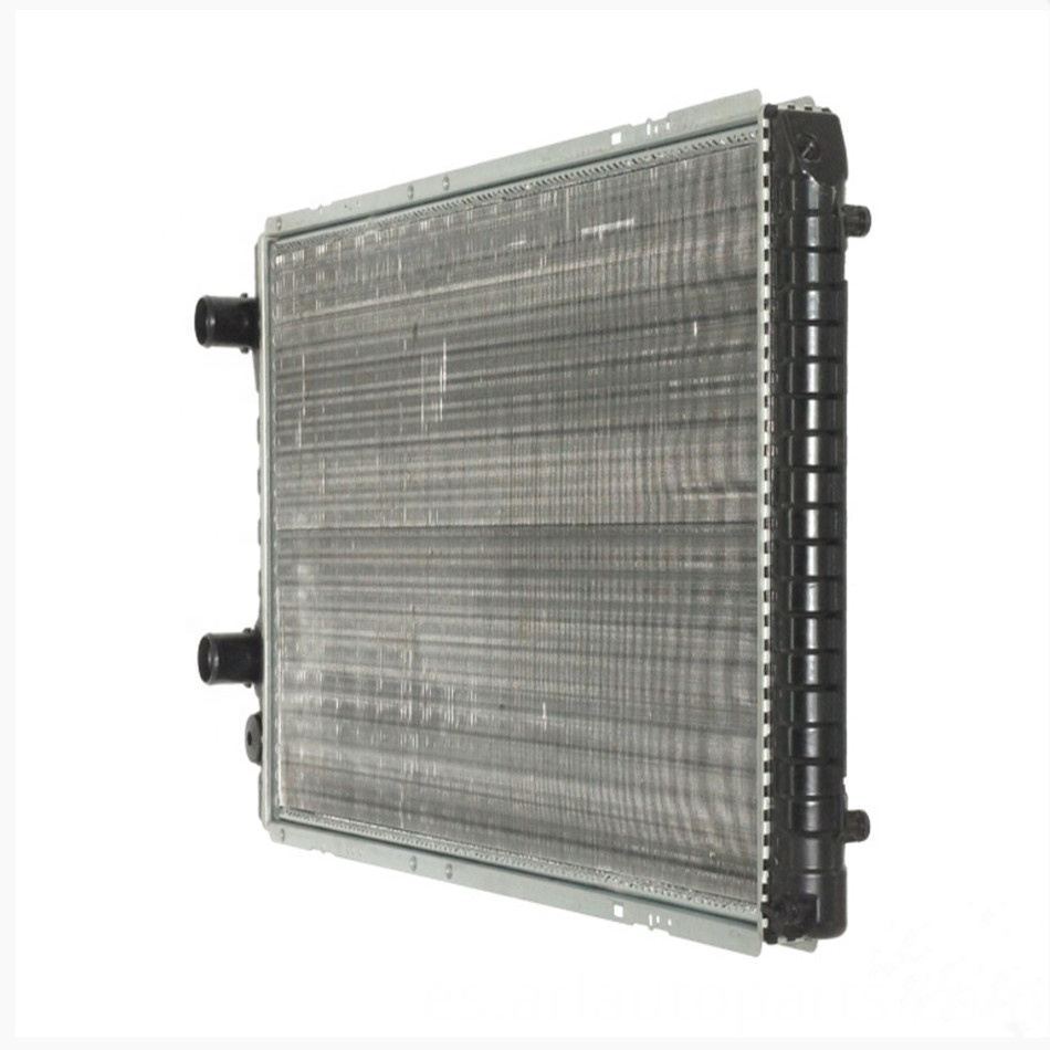 aluminum car radiator