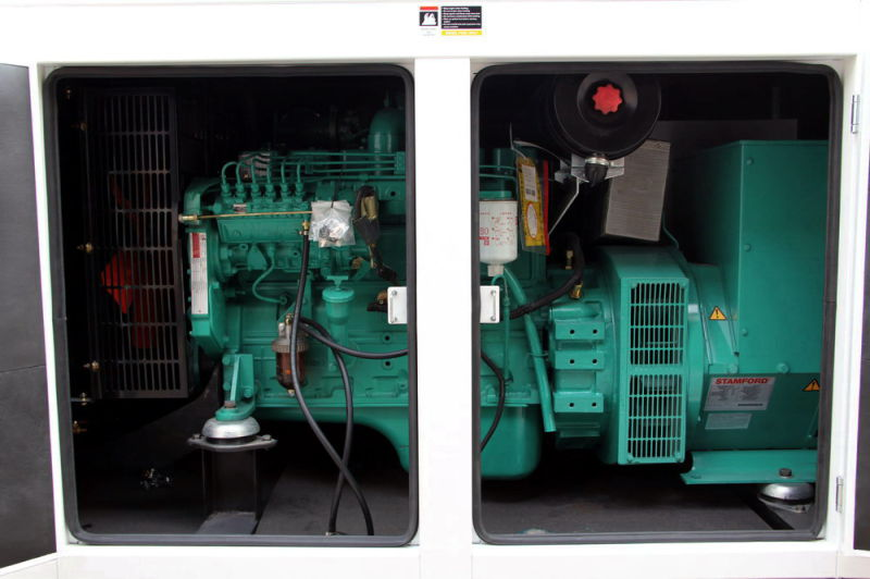 58kw/72.5kVA Silent Cummins Diesel Power Generator Set