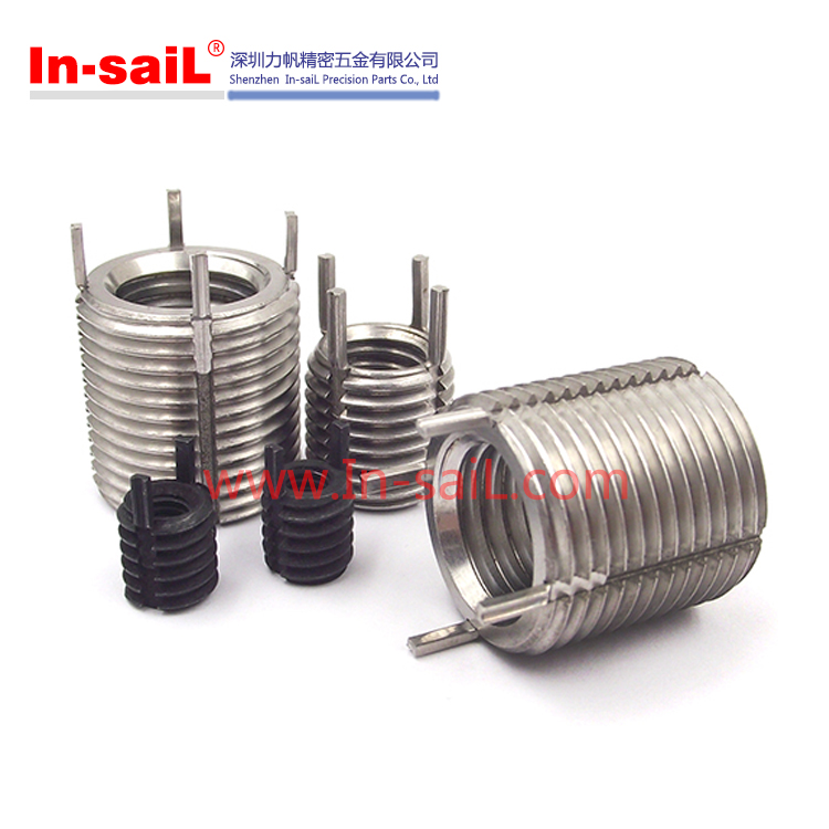 M8 Keenserts Self Tapping Internal Thread Inserts for Metal
