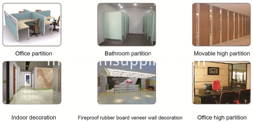 fireproof wall board