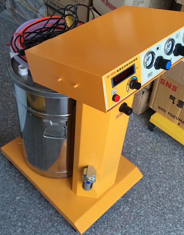 New Electrostatic Spray Painting Powder Coating Gun