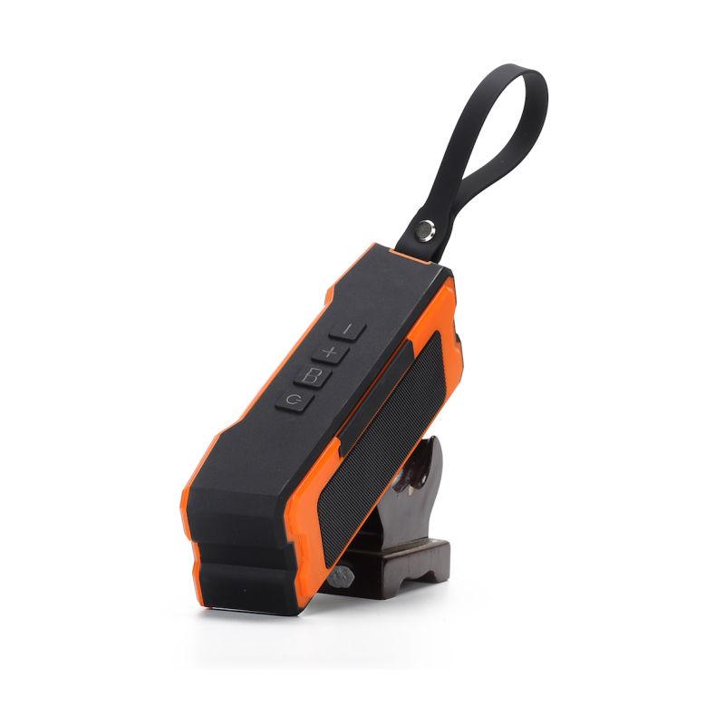10W Super Bass Waterproof WiFi Speaker with APP Control