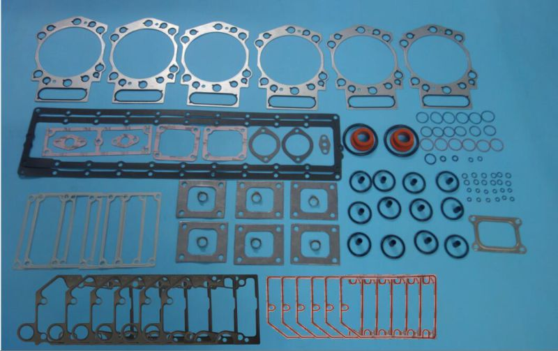 Good Quality Cummins Nt855 Engine Engine Lower Repair Gaskets Kit Pn Is 3801468 3801235