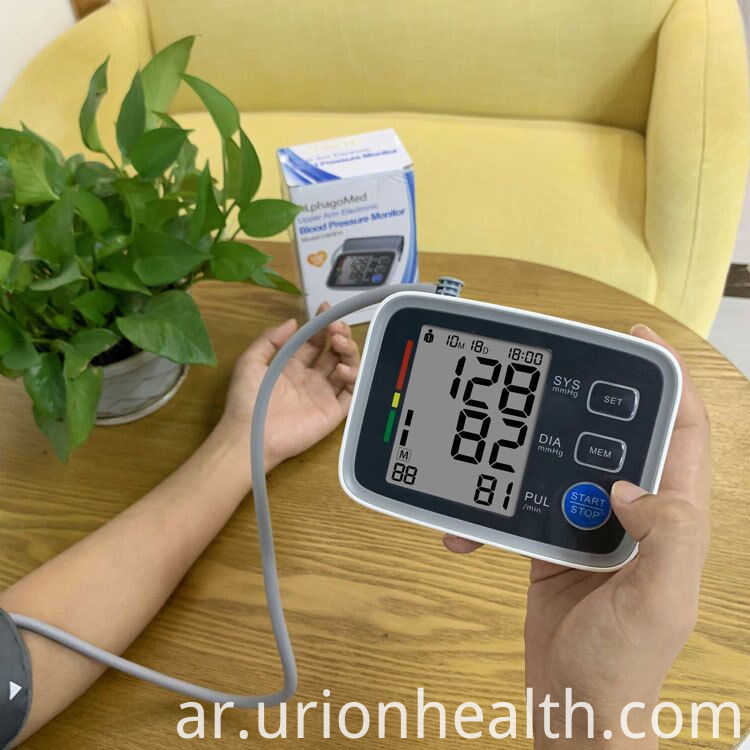 Electric Digital Sphygmomanometer