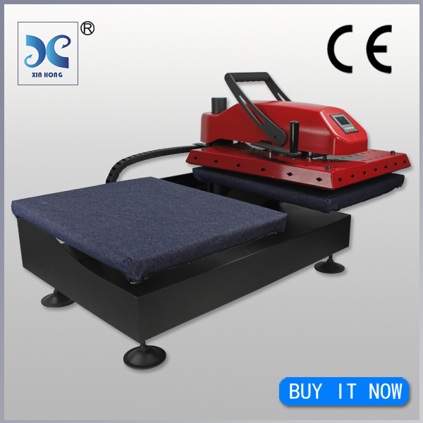 Reliable Manufacturer of Double Sided Heat Press Machine