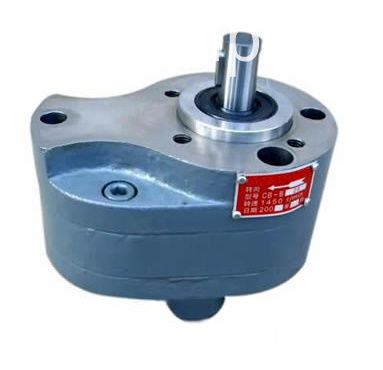 Internal gear pump gear pump electric hydraulic pump