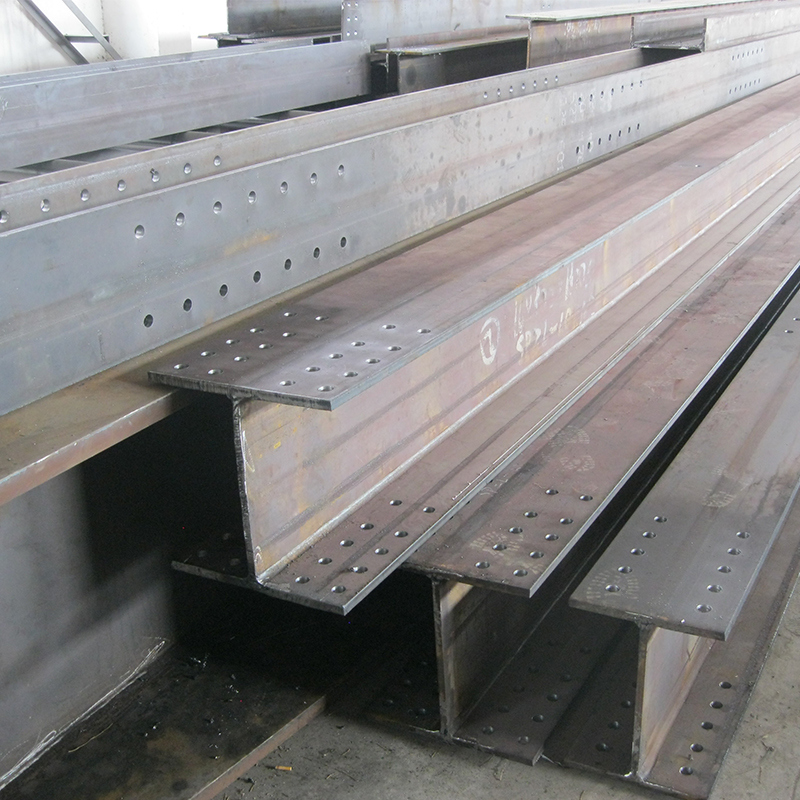 China Equipment for Steel Beam Channel CNC Drilling Machine