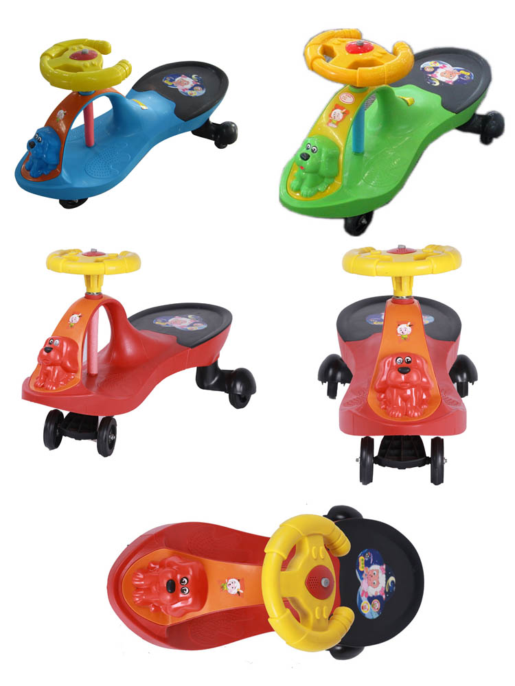 2016 Hot Selling Baby Swing Car Ride on Toy Made in Factory