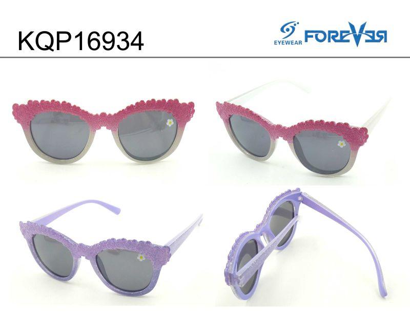 Kqp16934 New Design Good Quality Children's Sunglasses