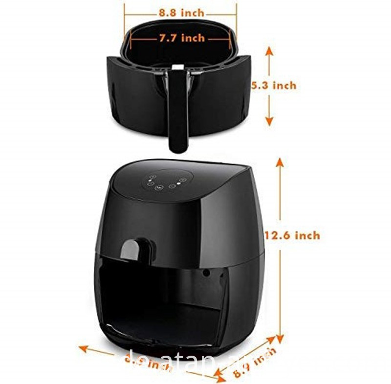 Digital Electric Air Fryer