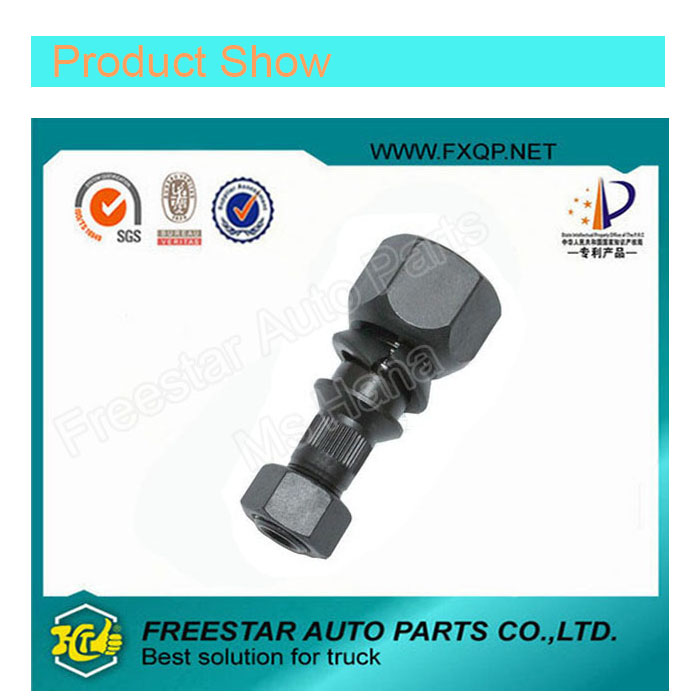 10.9/12.9 Grade Wheel Standard Stud Bolt for Hyundai