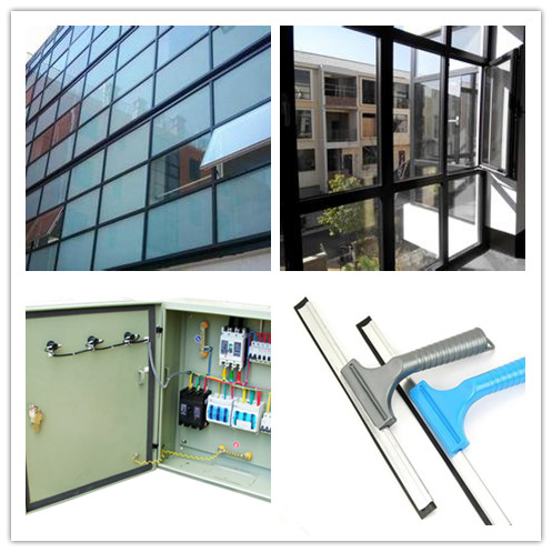 Customized Weather Strip Rubber Seal Strip for Aluminum Door and Window
