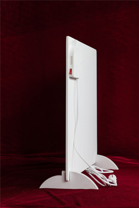 Far Infrared Panel Heater with Digital Timer, Tip-Over Protection