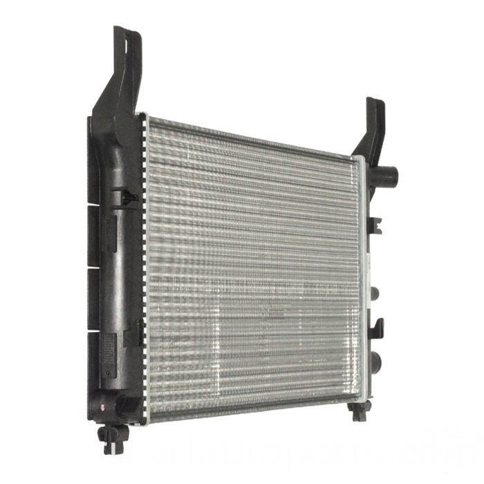 engine cooling aluminum-plastic radiators