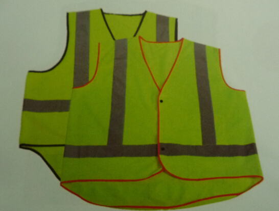 Fashionable High Visible Reflective Safety Vest
