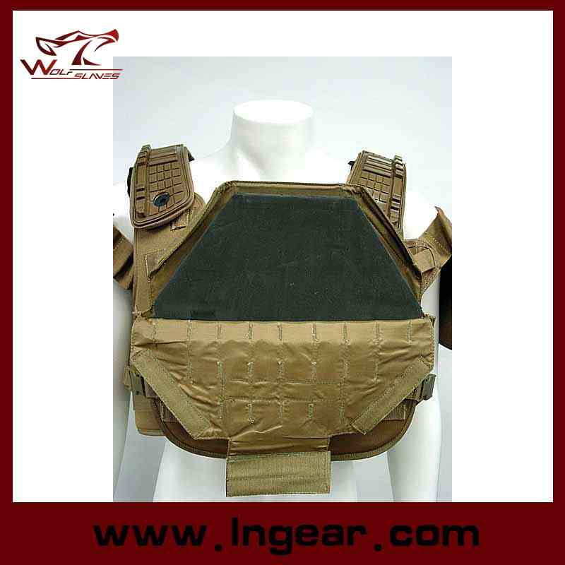 Military Combat Tactical Tortoise Shell Tactical Vest Army Safety Vest