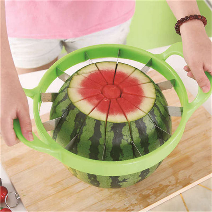Promotional Stainless Steel Easy Cleaning Watermelon Slicer