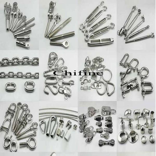 Stainless Steel Marine Part Marine Hardware