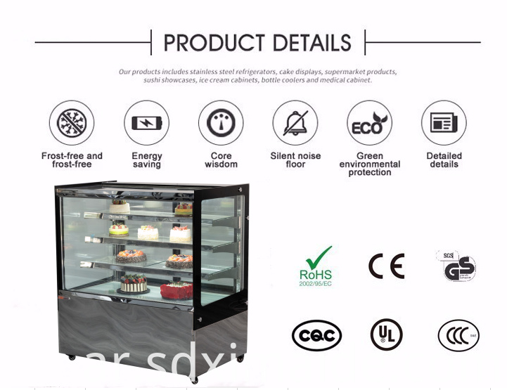 Glass Display Cabinets Commercial