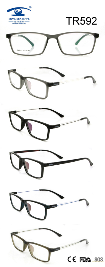 Fashion Design Tr90 Optical Glasses (TR592)