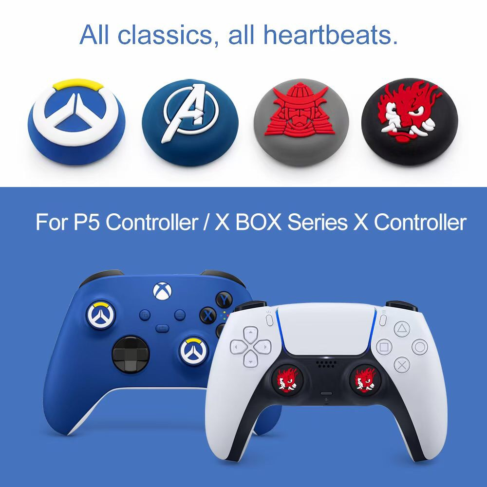 controller caps for PS5