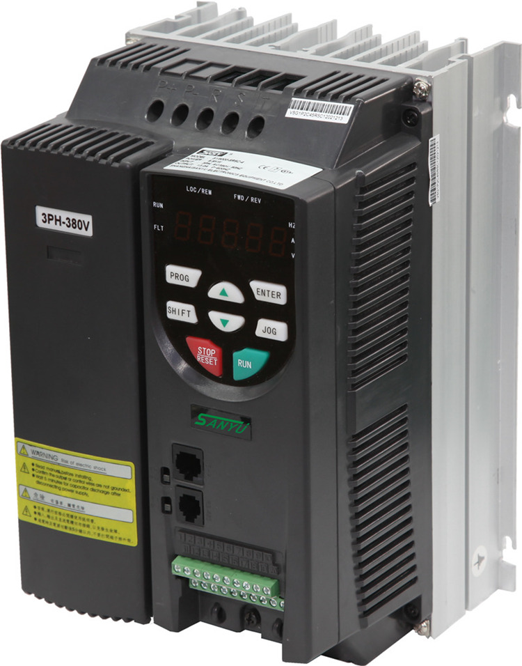 110kw Sanyu Frequency Converter for Air Compressor (SY8000-110P-4)