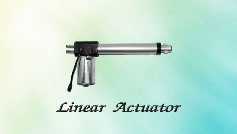 12/24V DC Linear Actuator for electric Bed, Sofa, Low Noise and Synchronous Mode