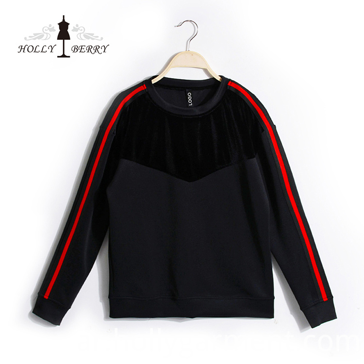 Autumn Women Crewneck Sweatshirt